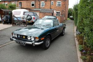 Triumph Stag Classic Car 3.5 Rover Conversion Auto (Spitfire, TR6, TR5) Photo
