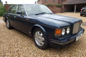 1992 BENTLEY TURBO R AUTO