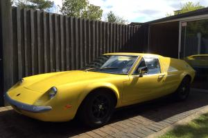 lotus europa series 2 Photo