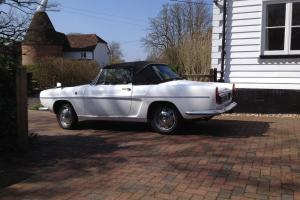 RENAULT CARAVELLE / FOUR SEAT CONVERTIBLE / HISTORIC VEHICLE