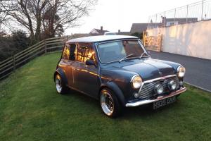 1991 Classic Rover Mini Neon 998 Photo