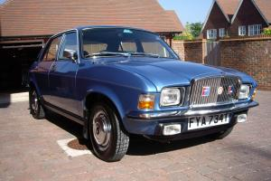 ALLEGRO VANDEN PLAS 1500 MANUAL 1978