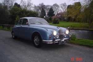 Jaguar MkII 3.4 ( 1961 ) Only 2 Owners from New.