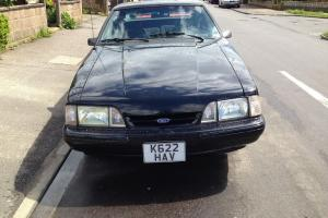 Supercharged Ford Mustang Fox Body 5.0 HO