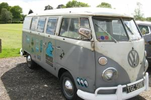 1967 VW Split Screen Type 2 Westfalia Camper