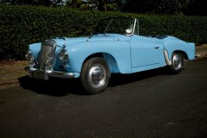 1956 Daimler DJ254 3 Seater Drophead Coupe