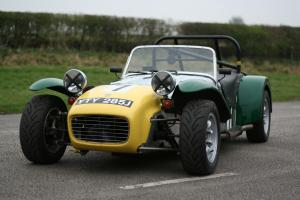 Lotus 7 Seven Series 2 Race Car Photo