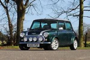 Rover classic Mini Cooper Sport 500.Rare one of the last made Photo