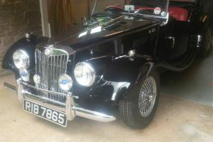RARE TRIUMPH GENTRY MG TF - TAX EXEMPT - 2 LITRE STRAIGHT SIX ENGINE - BARGAIN..