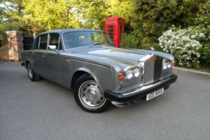 Rolls-Royce Silver Shadow II 4dr Auto 6.8 Photo