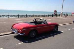 Mgb roadster 1967 tax exempt Photo