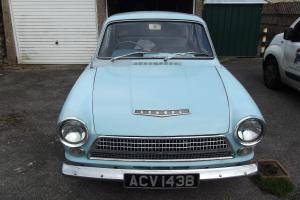 1964 Ford Cortina Consul MK1 1500 GT Pre-Airflow - 4 Door