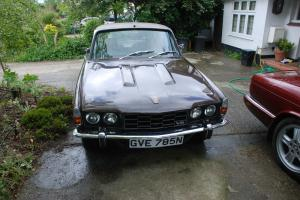 Rover P6 3500 V8 - Auto with power steering and loads of sensible upgrades