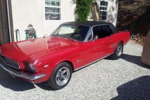1966 Ford Mustang in Mittagong, NSW