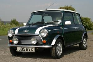 Rover Mini Cooper 1.3i 1992 British Racing Green
