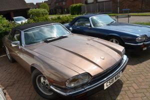 Jaguar XJS Super Cat Cabriolet Twin Cam