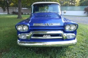 Rare '59 GMC 100 (Apache) Fleetside