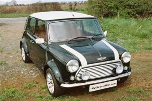 October 1999 Rover John Cooper Le Works S