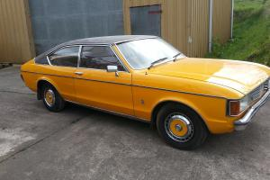 FORD GRANADA 3.0 COUPE - FACTORY MANUAL - 1 OWNER - 50000 MILES