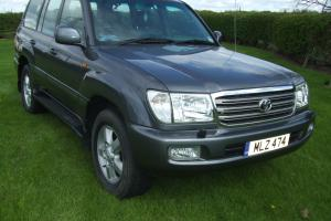 2004 TOYOTA LAND CRUISER AMAZON 4.2 TURB DIESEL AUTO