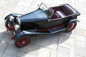 1928 LAGONDA 2 litre HIGH CHASSIS OPEN TOURER last owner over 30 years