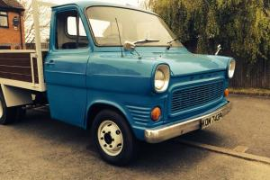 STUNNING Classic Ford Transit Classic Pickup NEED GONE REDUCED!! Last chance!!