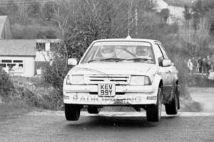 EX WORKS SERIES 1 RS TURBO GROUP A MARK LOVELL RALLY CAR