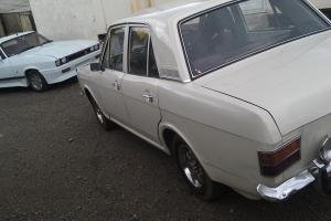 ford cortina mk2 1300 deluxe tax free 1970