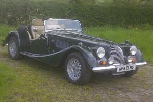 Morgan Plus 8 3.9 Alloy bodied 2 seater.