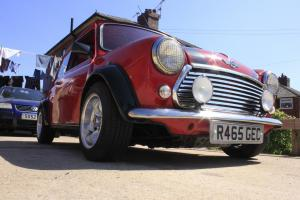Mini Cooper 12 months mot 6 months tax