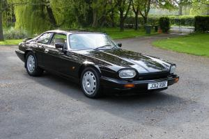 JAGUAR XJS 4.0 CONVERTIBLE + XJRS 6.0 FACELIFT EXCEPTIONAL CONDITION 2+2 SEATER