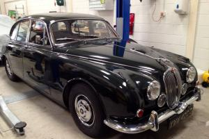 Jaguar Mk2 - 2.4 Saloon - 1968 Beautiful Condition