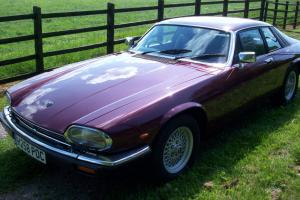 JAGUAR XJS 5.3 COUPE ONLY 67,000 MILES, SUPERB CONDITION ,NO RUST OR FILLER Photo