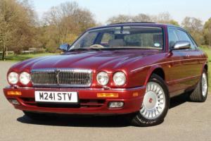 1995 Daimler Double Six XJ Series 6.0 V12 Auto X300 / X305 - JUST 24,000 MILES Photo