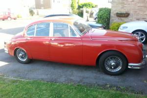 JAGUAR MK2 1961 3.4 Photo