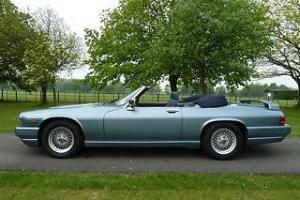1988 (E) Jaguar XJS Convertible 5.3 V12 Photo