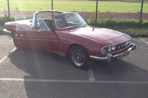 Triumph Stag Mk1 Photo