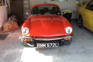 Triumph GT6 Mk3 1973 Photo