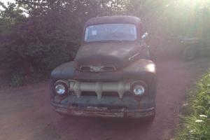 1951 Ford F1 classic American pick up