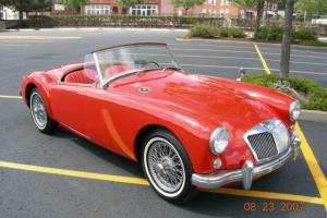 MGA 1959 CONVERTIBLE Photo