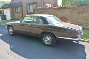 Daimler 4.2 Coupe 1977/8 for Total Restoration Photo
