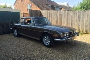 Triumph Stag 1973 V8 Manual