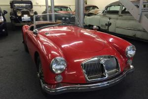 1960 MG MGA Roadster *RUNNING* Barn find