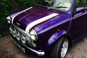 Fully restored Mini Cooper Stunning example restored by the 'Real Mini Company'