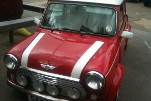 Rover Mini Cooper 1998 Classic ONLY 46000 miles Photo