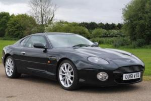 2002 Aston Martin DB7 V12 Vantage Photo