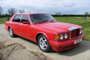 1997 Bentley Turbo RT Photo