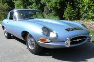 1966 Jaguar E-Type Series I Fixedhead Coupé