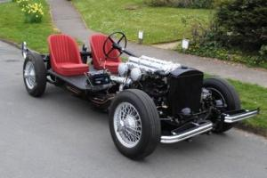 1953 Jaguar XK120 Rolling Chassis Photo
