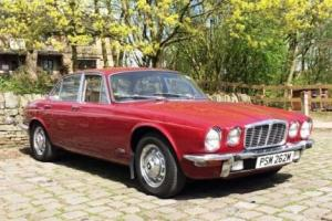 1974 Jaguar XJ6 (short wheelbase) Saloon